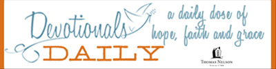 Devotionals Daily: A Year with Jesus